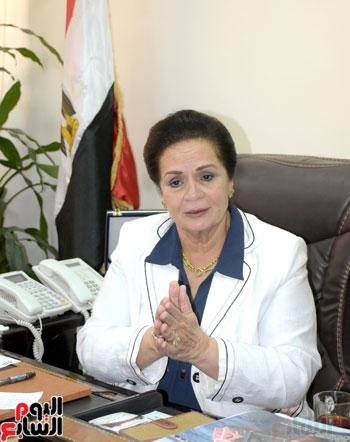 حوار مع لمهندسة نادية عبده نائب محافظ البحيرة (3)