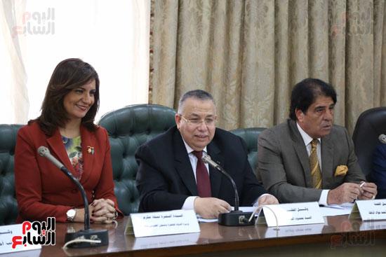 لجنة الشئون العربية (3)