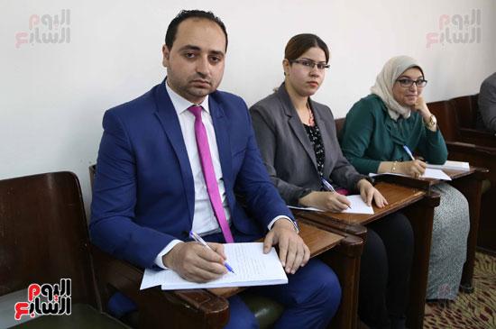 لجنة الشئون العربية (5)