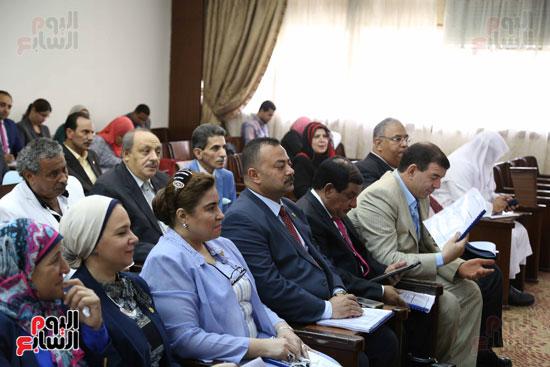 لجنة الشئون العربية (7)