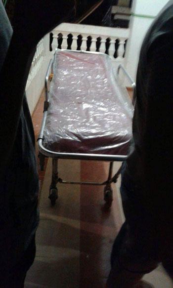 جثة شاب (2)