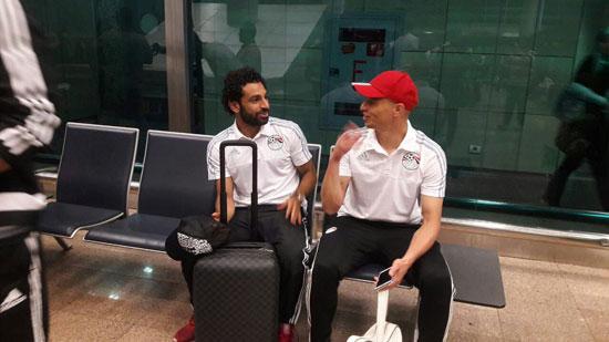 لاعبو منتخب مصر (1)
