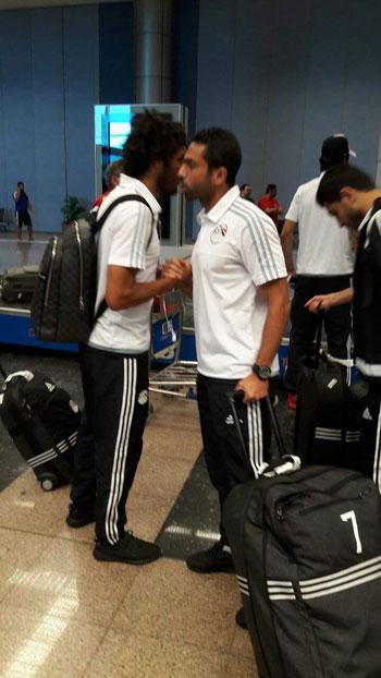 لاعبو منتخب مصر (2)