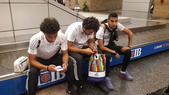 لاعبو منتخب مصر (3)