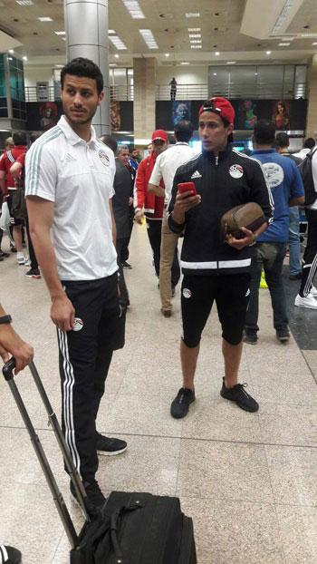 لاعبو منتخب مصر (6)