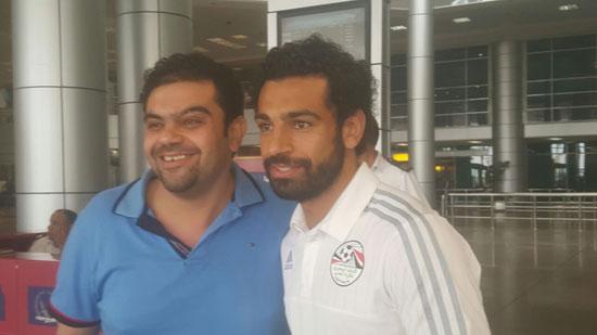 لاعبو منتخب مصر (9)