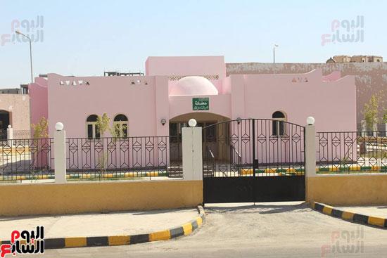محافظ الأقصر محمد بدر (11)