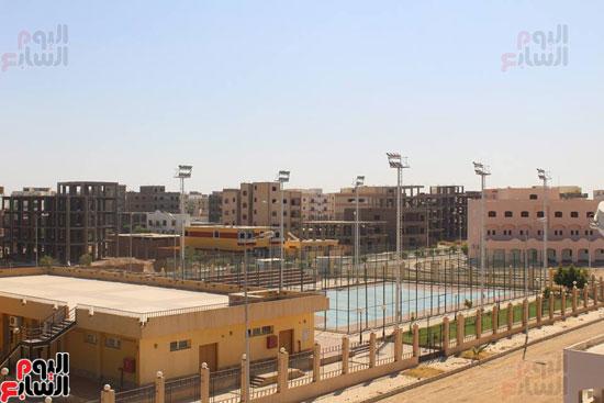 محافظ الأقصر محمد بدر (20)