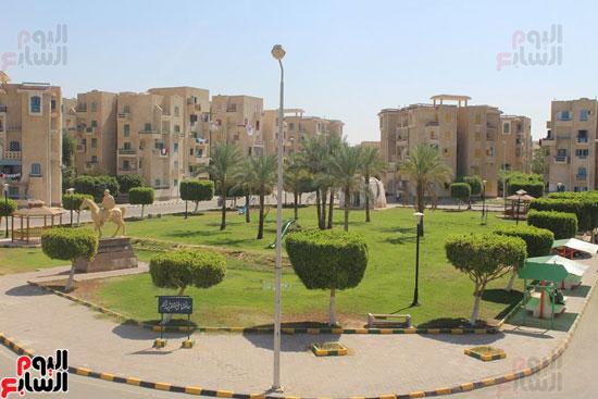 محافظ الأقصر محمد بدر (22)