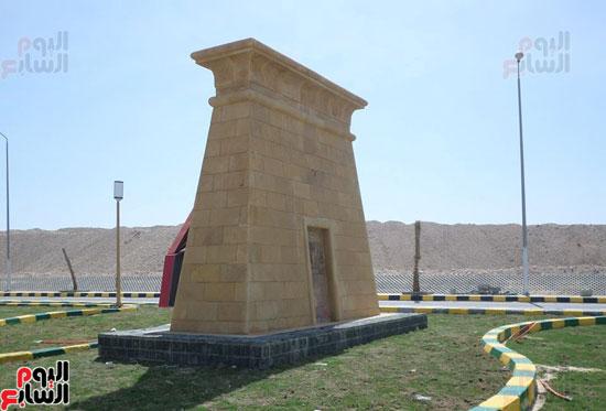 محافظ الأقصر محمد بدر (27)