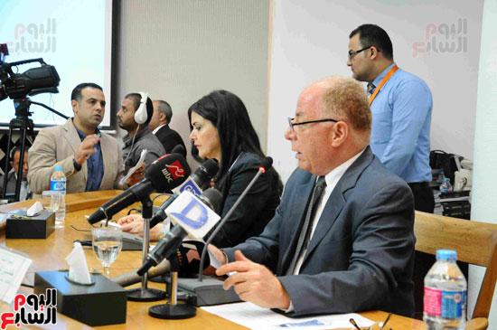 المؤتمر الصحفى لاعلان الفائزيين فى جوائز الدولة التشجيعية (12)