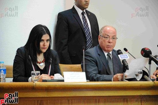 المؤتمر الصحفى لاعلان الفائزيين فى جوائز الدولة التشجيعية (14)