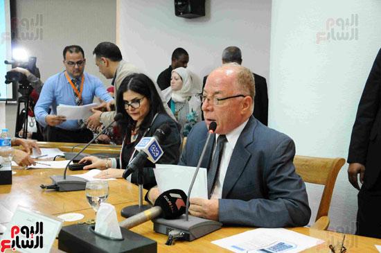 المؤتمر الصحفى لاعلان الفائزيين فى جوائز الدولة التشجيعية (6)