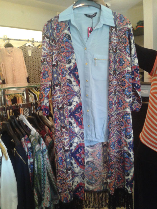 d9acfcf6b548c بالصور.. لو عايزة تشترى ملابس العيد.. أسعار الملابس الحريمى فى ...