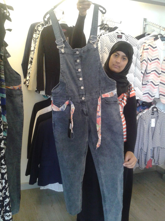 d97fa42f8a666 بالصور.. لو عايزة تشترى ملابس العيد.. أسعار الملابس الحريمى فى ...
