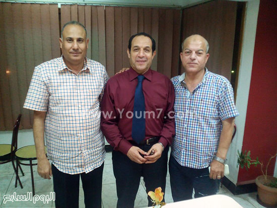 محمد هلال وهشام حنجل -اليوم السابع -7 -2015