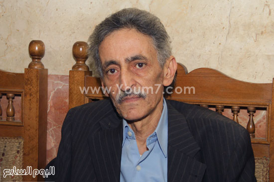 المخرج أحمد يحيى -اليوم السابع -7 -2015
