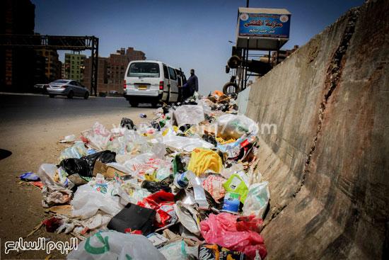 سلم عزبة المفتى بنطاق حى الوراق  -اليوم السابع -7 -2015
