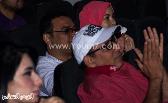 الفنان ماهر سليم فى العرض -اليوم السابع -7 -2015