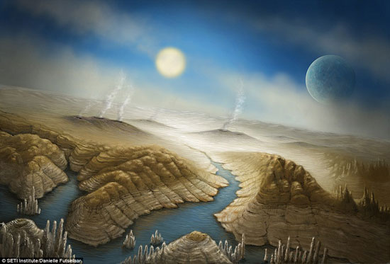12 كوكب مشابهة للأرض ويزيدون عن حجمه بحوالى الضعف ويحتمل إمكانية الحياة عليهم 72015232139111082