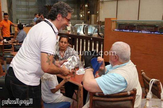أجواء احتفالية بعيد الأب -اليوم السابع -7 -2015