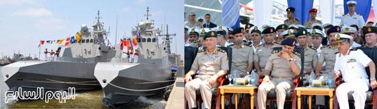 """اليوم.. القوات البحرية تحتفل بوصول الفرقاطة """"تحيا مصر"""" إلى الإسكندرية  72015311558398482"""