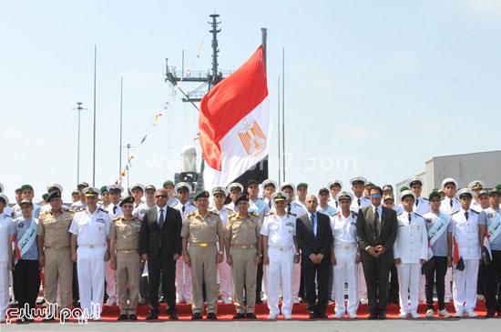 """اليوم.. القوات البحرية تحتفل بوصول الفرقاطة """"تحيا مصر"""" إلى الإسكندرية  72015311558398483"""