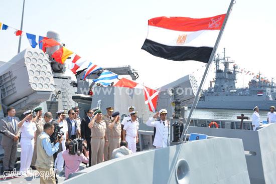 """اليوم.. القوات البحرية تحتفل بوصول الفرقاطة """"تحيا مصر"""" إلى الإسكندرية  72015311558398645"""