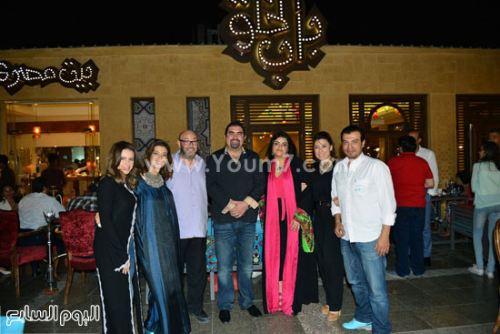 رجل الأعمال ياسر سليم يرحب برواد