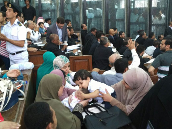 محاكمة المتهمين فى قضية اغتيال النائب العام السابق (2)