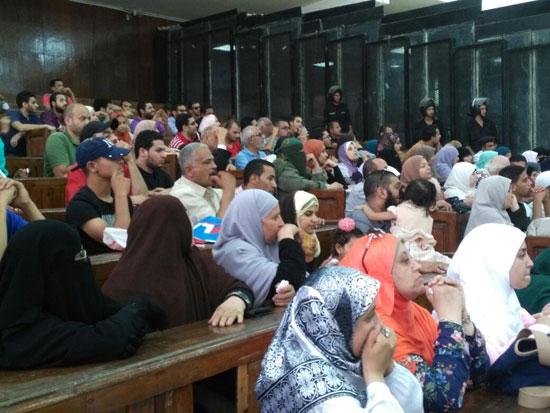 محاكمة المتهمين فى قضية اغتيال النائب العام السابق (4)