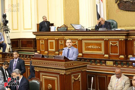 مجلس النواب الجلسة العامة (10)