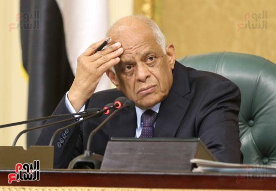 مجلس النواب الجلسة العامة (7)