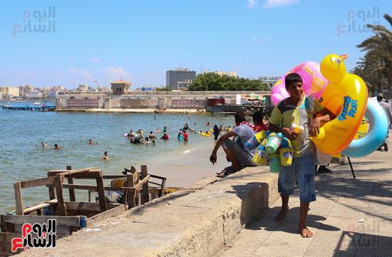 شواطئ اسكندرية (16)