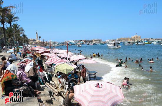 شواطئ اسكندرية (7)