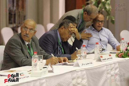 اجتماع المكتب الدائم للمحامين العرب  (9)