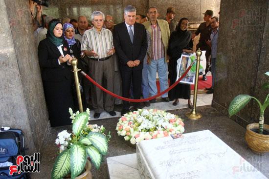 1ضريح جمال عبد الناصر (1)