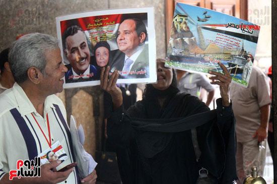 1ضريح جمال عبد الناصر (4)