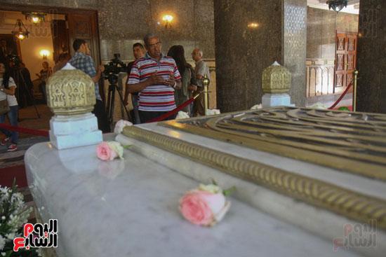 1ضريح جمال عبد الناصر (26)