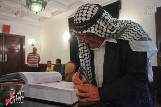 1ضريح جمال عبد الناصر (27)