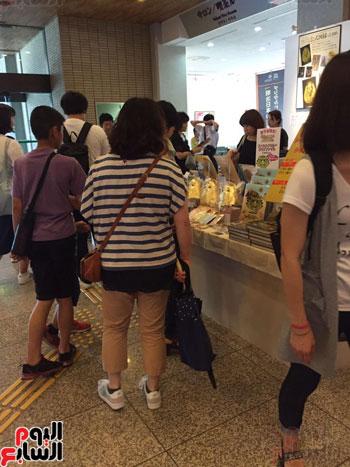 معرض عصر بناة الاهرام فى اليابان (3)