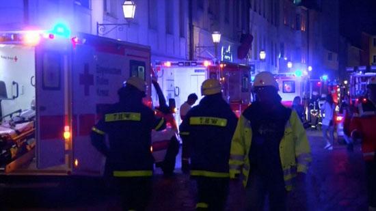 تفجير-مطعم-بمدينة-انسباخ-الألمانية-(1)