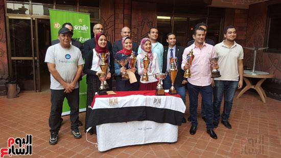 بطولة أفريقيا للشطرنج (1)