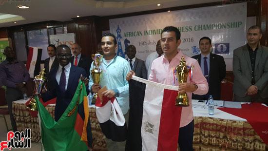 بطولة أفريقيا للشطرنج (2)