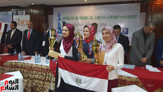 بطولة أفريقيا للشطرنج (4)