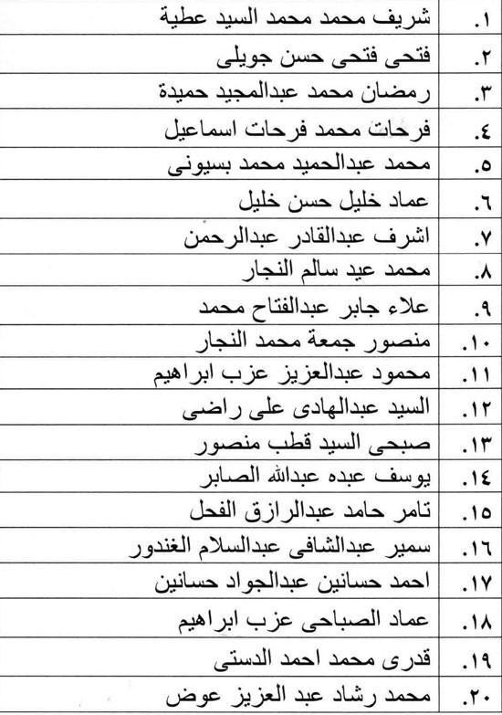 الفائزين بمسابقة وزارة الأوقاف (4)