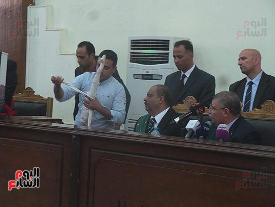قضية اغتيال النائب العام المستشار هشام بركات  (1)