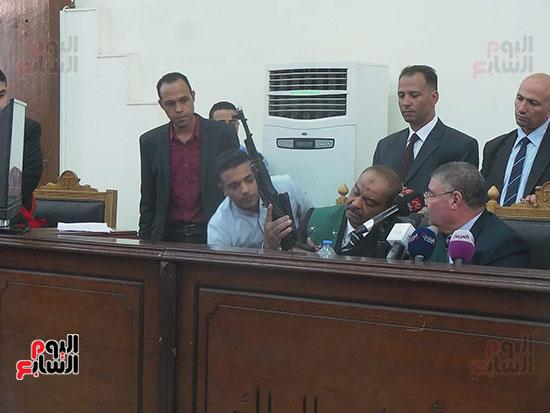 قضية اغتيال النائب العام المستشار هشام بركات  (2)