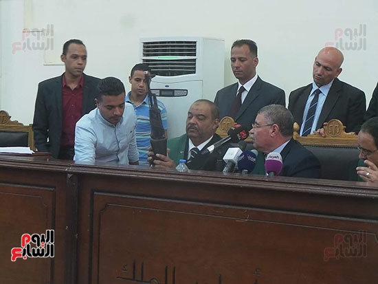 قضية اغتيال النائب العام المستشار هشام بركات  (5)