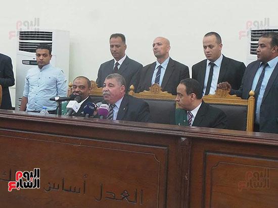 قضية اغتيال النائب العام المستشار هشام بركات  (6)